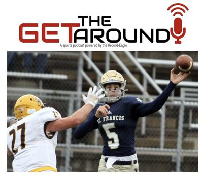 The Get Around Ep. 151 — Charlie Peterson, TC St. Francis