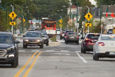EIGHTH STREET REOPENS