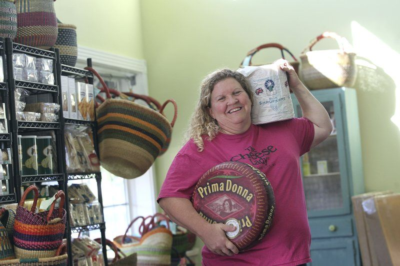 Caretakers of cheese: The Cheese Lady set to open on Front Street