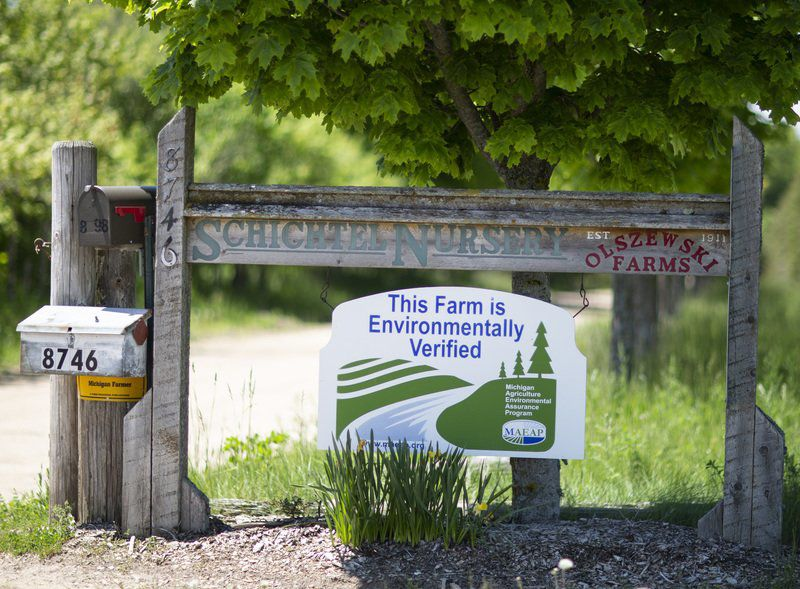 Environmental Farmers: Grand Traverse couple among first in Michigan's 5,000 verified farm