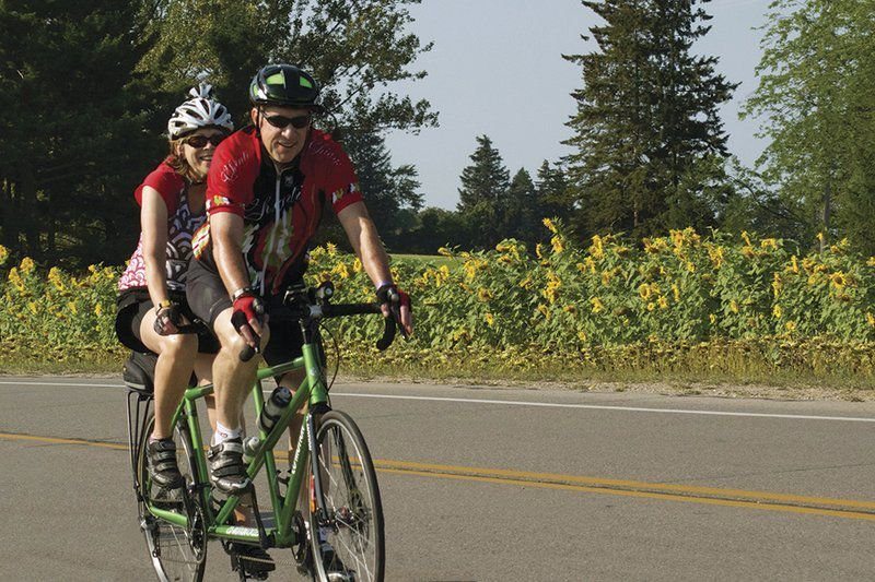 On The Trail: Leelanau Harvest Tour longtime boon for cycling community
