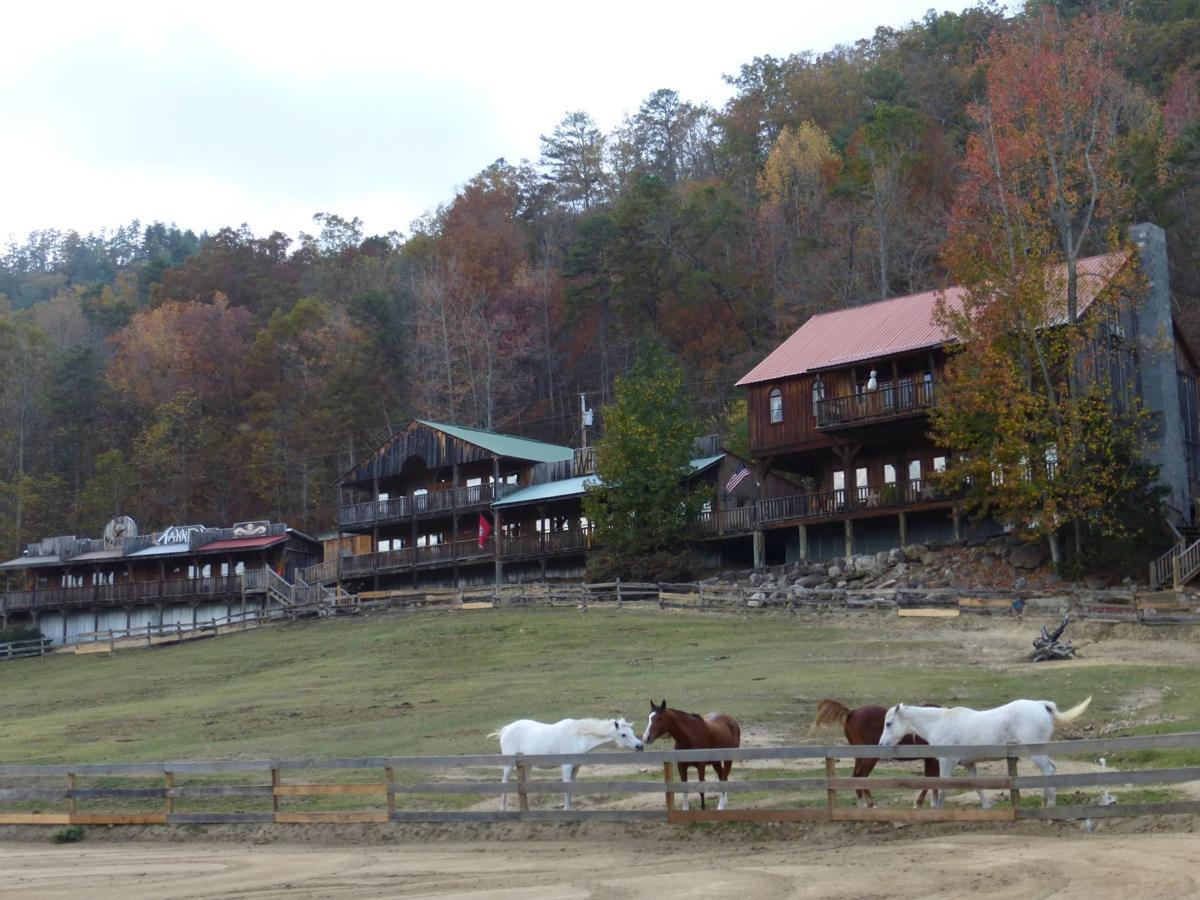 Tennessee dude ranch