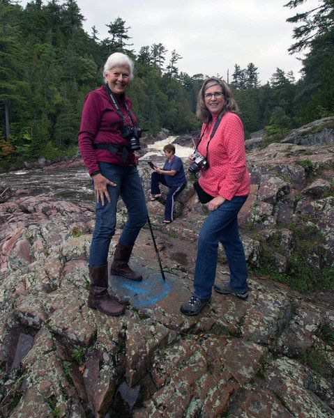 Cats in Canada: Leelanau painters walk in footsteps of noted Group of Seven