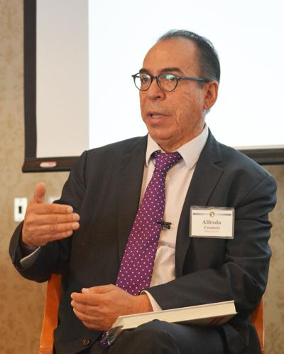 Alfredo Corchado Economic Club