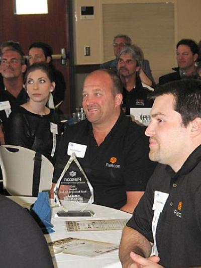 Packaging company honored   Local News   record-eagle com
