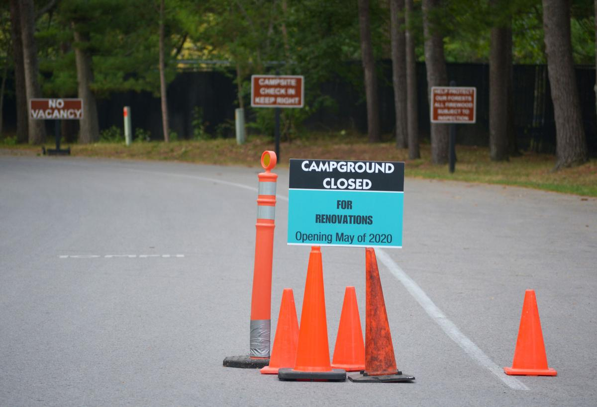 TC State Park campground closed until May | Local News