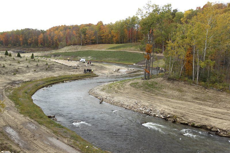'Healing' a River