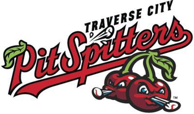 Traverse City Pit Spitters Logo