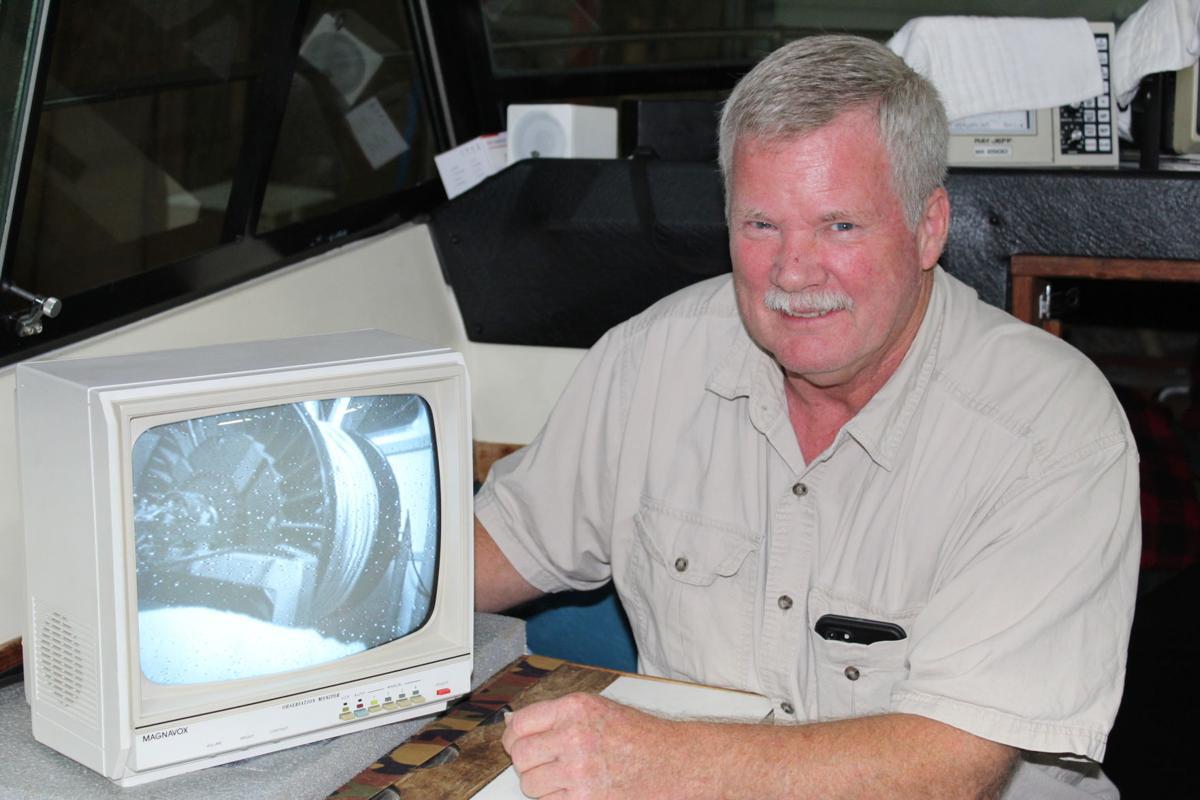 Bernie Hellstrom shipwreck