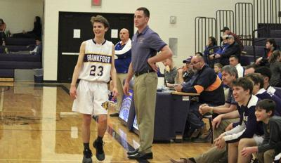 Teachable moments: First-year Frankfort coach refuses to play final minutes 5-on-4