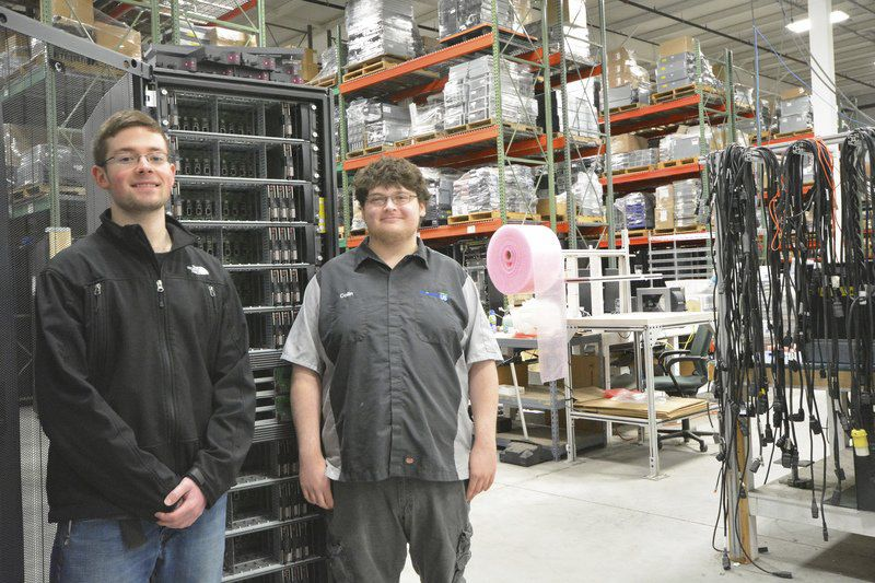 NMC computer students find success with Frontier