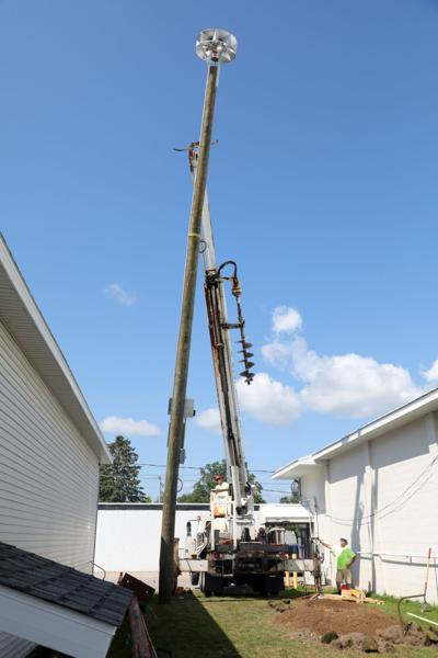 2019 08 06 TCRE New siren raised up on pole IMG_5686.jpg