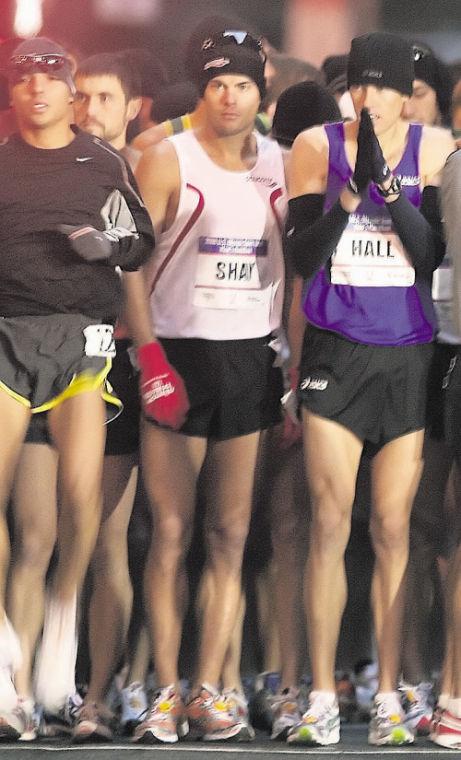 Marathon Trials Death