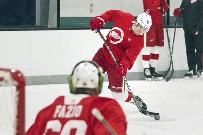 75ba066fa The Time is Now  Red Wings  top-pick Filip Zadina turning heads at
