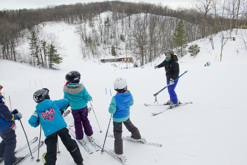 Ski resorts see double-digit increase over last year