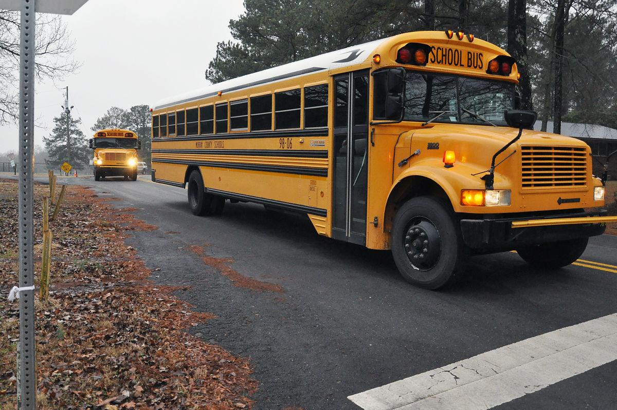 Fully Loaded Some Georgia Parents Say School Buses Are Unsafe Don T Miss This Record Eagle Com