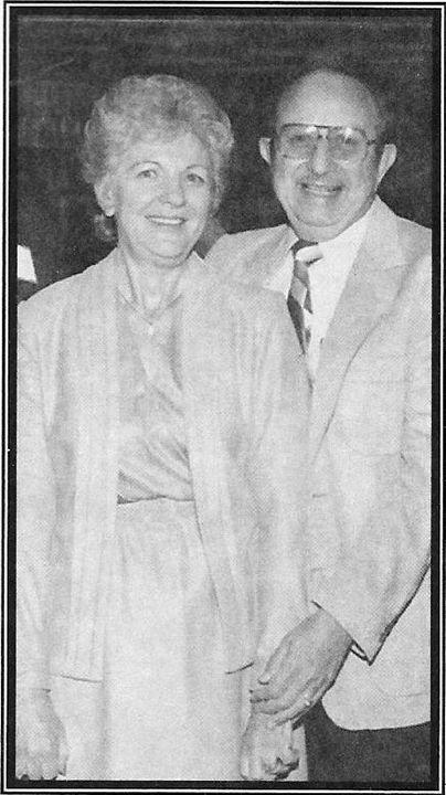 Shirley Barsh 90th birthday celebration