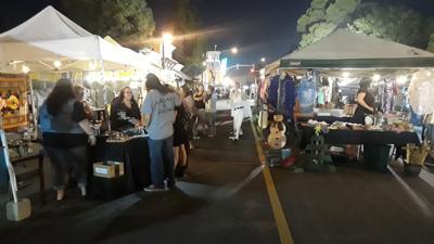 Market Night