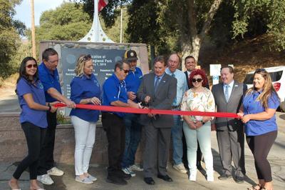 Bogart Park unveiling