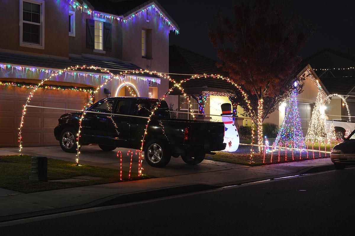 Christmas lights decorating contest | Community | recordgazette.net