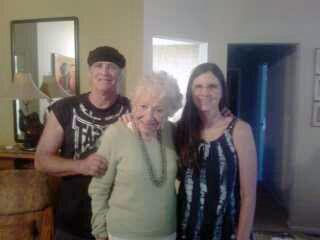 Riggie Biermann's 95th birthday celebration