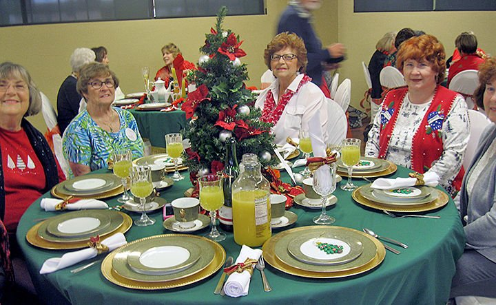 happy cookers enjoy an elegant holiday brunch sun lakes life recordgazette net