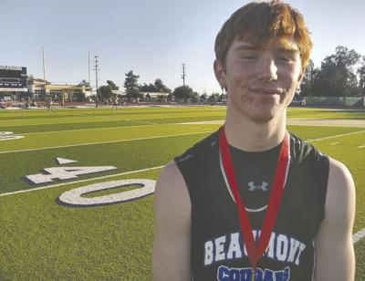 Beaumont track and field