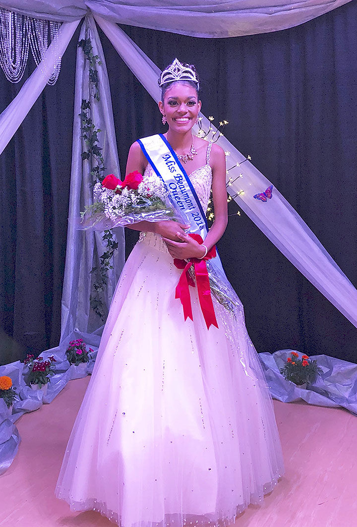 Miss Beaumont Queen pageant draws supportive friends, family to annual event