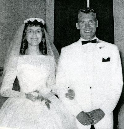 Bill and Mary (Lopez) Hershey