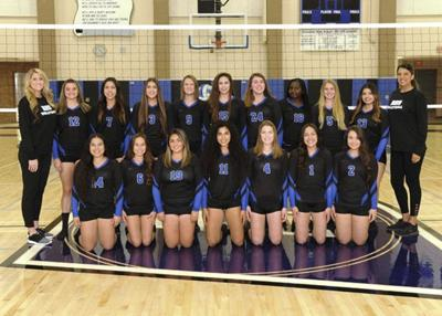 Beaumont volleyball