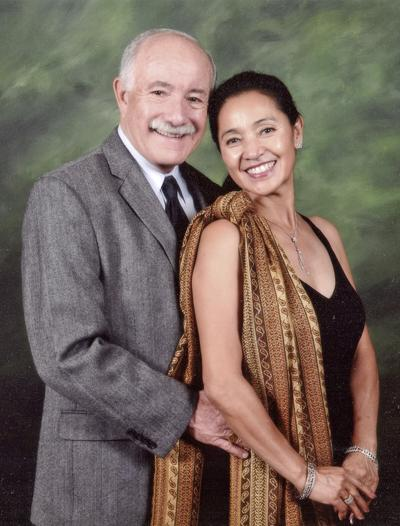 Rosa and John Gasicogne