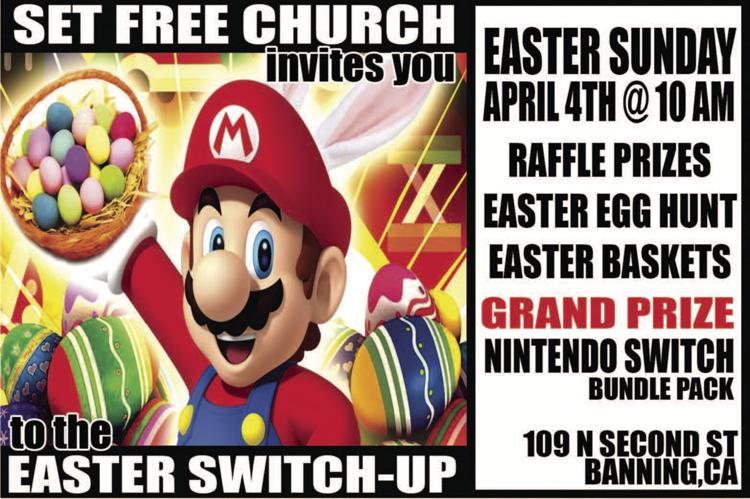 Easter at Set Free Church