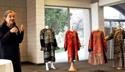 Edward-Dean Museum's silk Chinese robe collection steals the spotlight