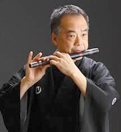 Japanese flutes coming to Banning