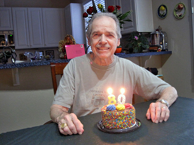 Dick Berbiar celebrates birthday