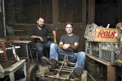 American Pickers to film in California