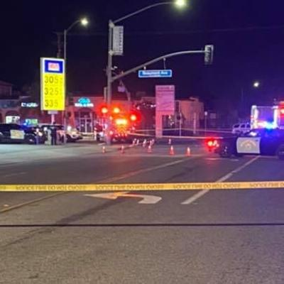 Police officer shooting