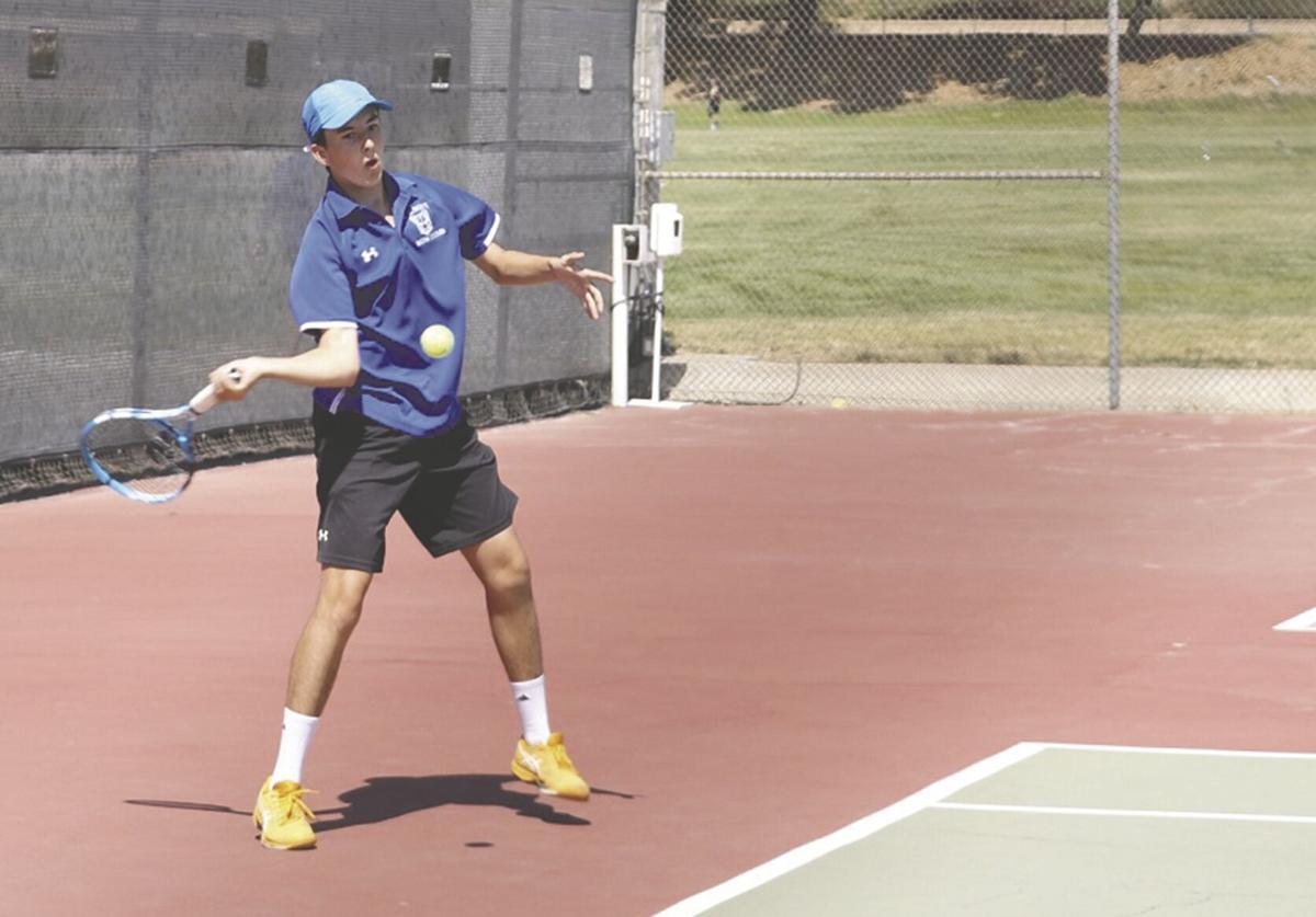 Beaumont boys tennis