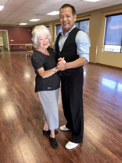 Stardust Dancers social dance clinics
