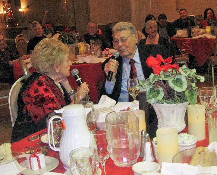 Carol Warner's 90th birthday party