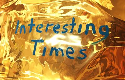 Mt. San Jacinto College Art Gallery Presents Student Art in 'Interesting Times'