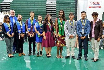 Banning High School honors Key Club achievers