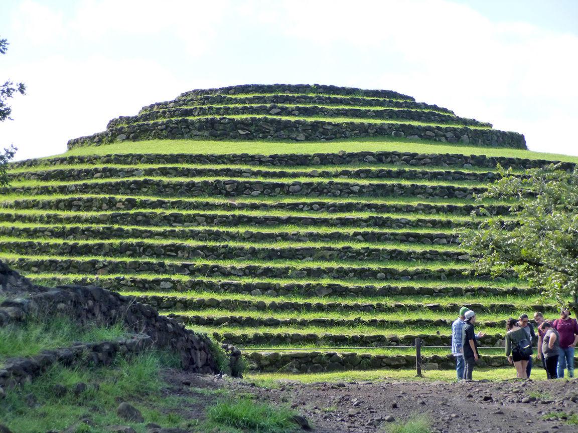 Pyramid of Guachimontones