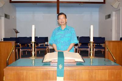 Pastor Tom Tran