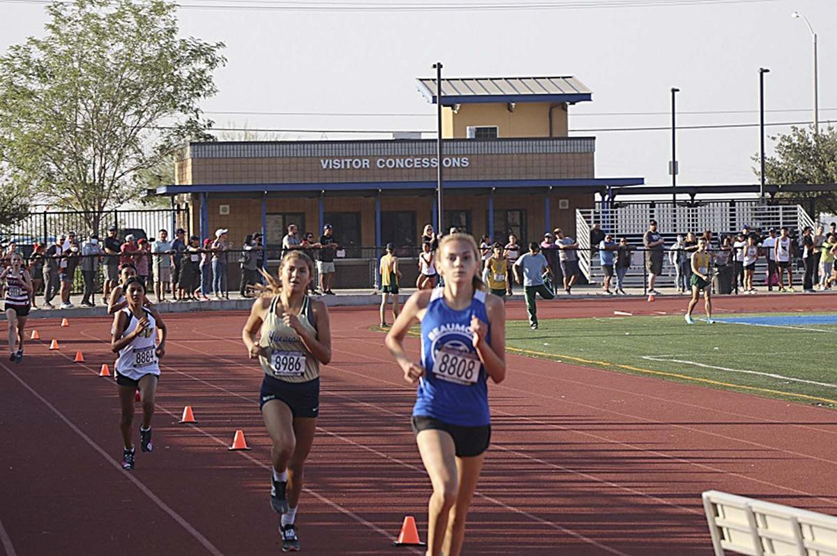 Beaumont cross country