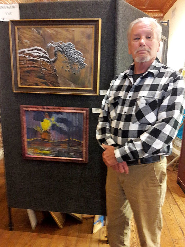 Two local artists on exhibit at Banning Art Gallery (2)