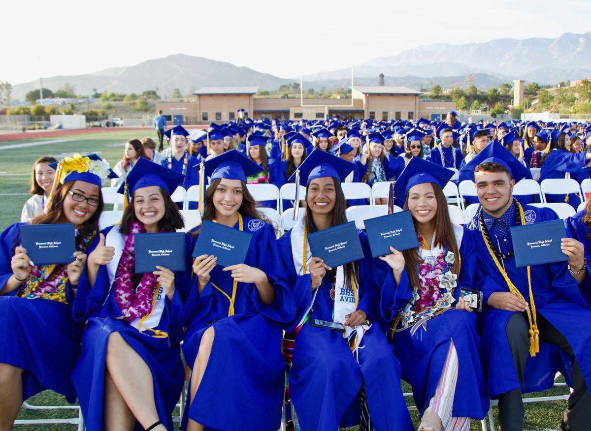Beaumont High School commencement