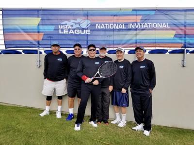 Sun Lakes tennis team