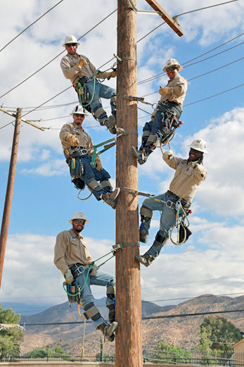 Banning Electric Utility