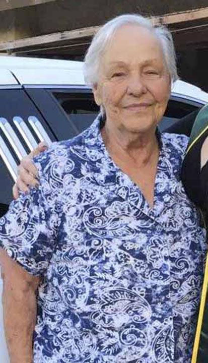 Shirley Ann Ydrogo